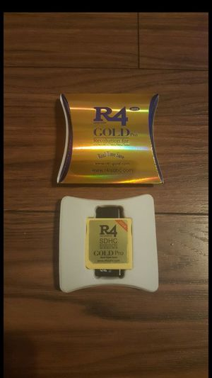 R4 3DS Gold Pro w/ 250 Games Ready to Play!! For Nintendo 2DS, 3DS, DSi XL, NDS Lite, and NDS Systems!! for Sale in Winter Park, FL