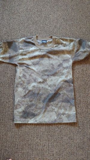 A-TACS camo t shirt. NEW. Medium. Ordered. Too small!!! for Sale in La Jolla, CA
