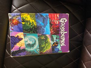 GOOSEBUMPS COLLECTION 2 GOOD CONDITION for Sale in Wolcott, CT