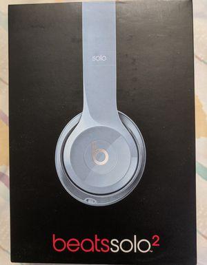Beats Solo 2 headphones for Sale in Queens, NY