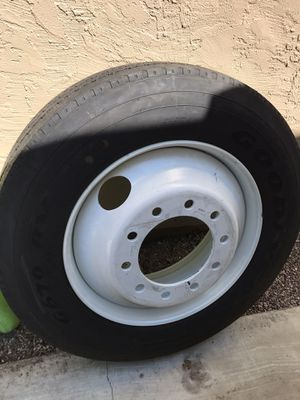 New RV rim and tire for Sale in Gilroy, CA