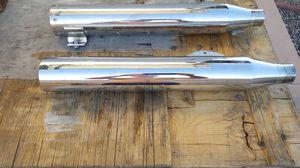 Stock Exhaust off 2015 Fat Bob for Sale in Sun City, AZ