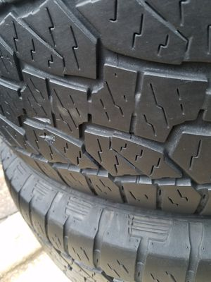 4set tires Hankook 275/55R20 for Sale in Arlington, VA