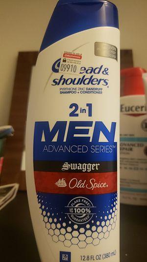 Head & shoulder men for Sale in Riverside, CA