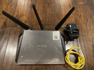 Netgear AC1750 router R6700 for Sale in Kent, WA