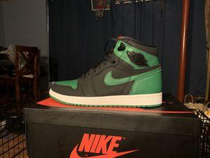 Jordan 1 pine green for Sale in Ravenna, OH