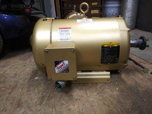 Baldor 7.5 hp electric motor for Sale in Penndel, PA