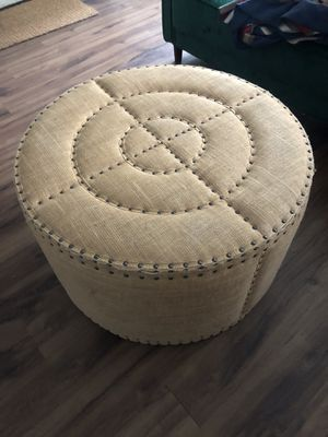 Rustic Coffee Table/Ottoman for Sale in Portland, OR