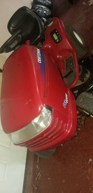42in Craftsman Riding Lawn Mower for Sale in Country Club Hills, IL