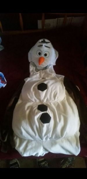 Olaf costume for Sale in Los Angeles, CA