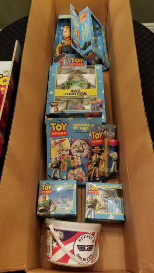 MOST RARE Toy Story 1985 Executive Gift Christmas Thinkway Disney Pixar for Sale in Cypress, CA