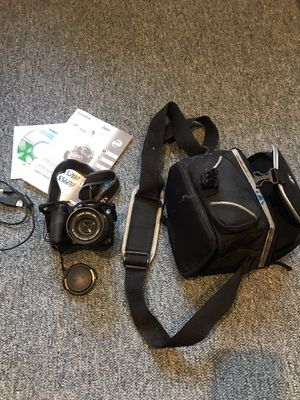 Camera Fuji Finepix with Zoom Lens for Sale in Lancaster, CA