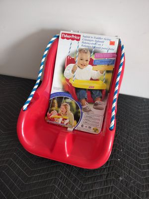 New Infant to Toddler Swing for Sale in San Francisco, CA