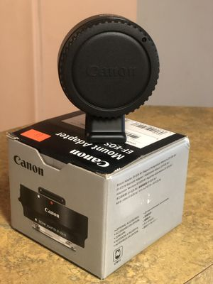 Canon EOS M Mount Adapter for Sale in Grand Prairie, TX