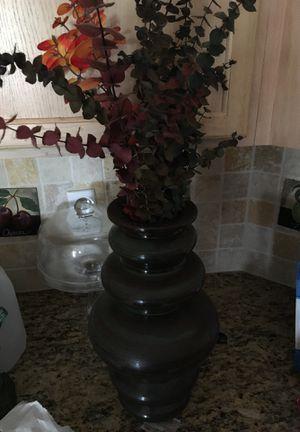 Flowered vase for Sale in FL, US