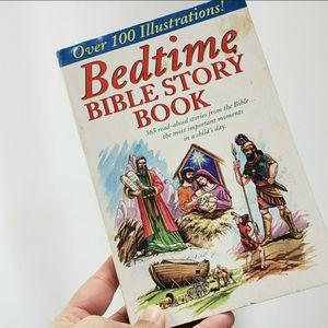 1995 Bible Bedtime Story 365 Read Aloud Stories for Sale in Redmond, WA
