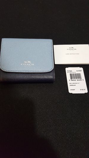 COACH WALLET for Sale in Woodway, WA