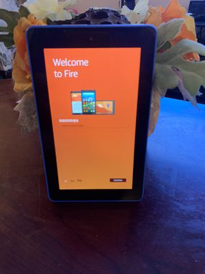 Amazon Fire 7 tablet (5th gen) for Sale in Vancouver, WA