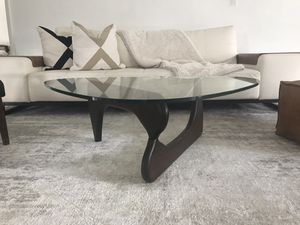 Modern Glass Coffee Table for Sale in Indian Creek, FL