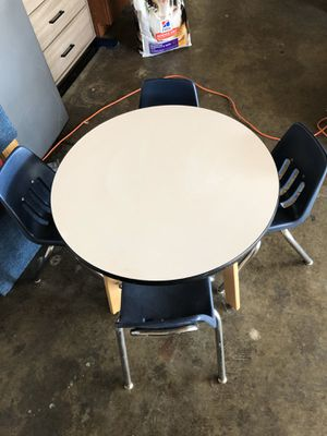 Kids table for Sale in San Jose, CA