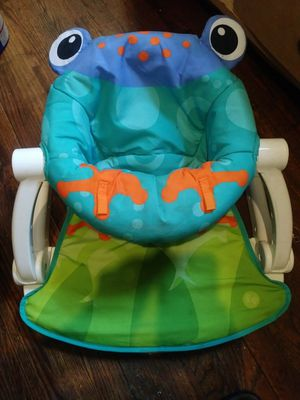 Fisher-Price Froggy Sit-Me-Up Floor Seat for Sale in Detroit, MI