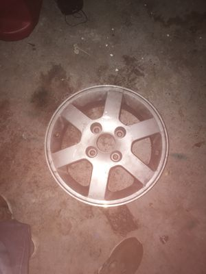 Accord stocks si look alike rims for Sale in Kissimmee, FL