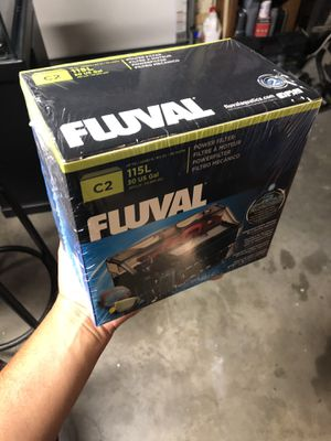 Fluval C2 Power Filter for Sale in Irwindale, CA