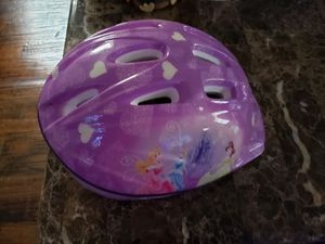 Girl bike helmet for Sale in Dallas, TX