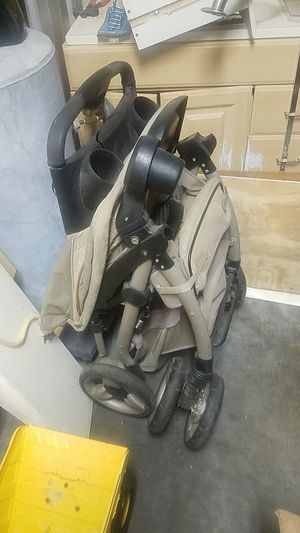 eddibower stroller and car seat combo with base for Sale in Panama City, FL