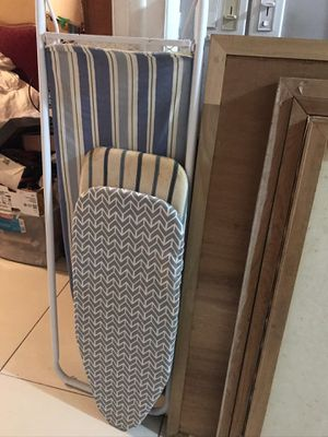 3 portable iron boards to iron clothes for Sale in Sunny Isles Beach, FL