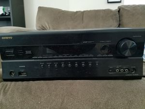 Onkyo TX-SR608 for Sale in Elk Grove, CA