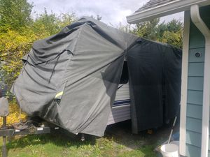 Travel trailer cover (FREE) for Sale in Port Orchard, WA