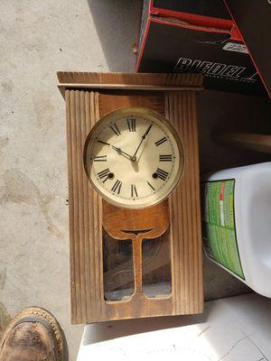 antique wall clock for Sale in Clovis, CA
