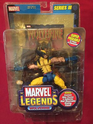 Collectable Marvel action figures for Sale in Eminence, KY