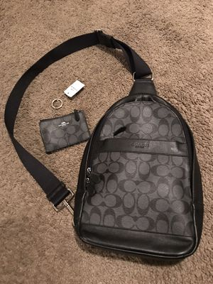 Coach Crossbody with matching wallet for Sale in Columbus, OH