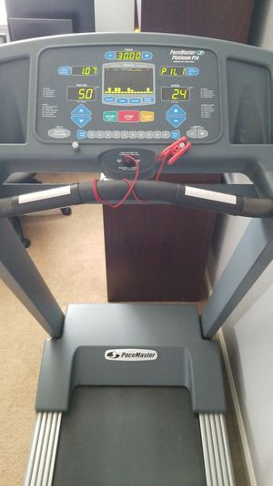 Treadmill with Heart Rate Sensor for Sale in Galt, CA