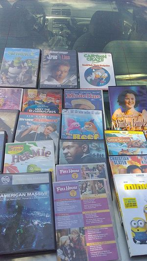 25 DVD movies for Sale in Clemmons, NC