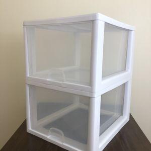 Sterlite Plastic Storage Drawer - 2pk for Sale in Mercer Island, WA