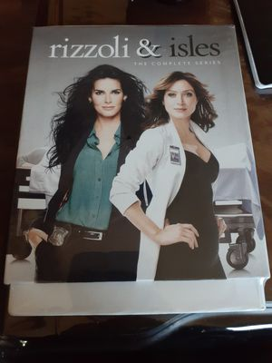 Rizzoli & isles the complete series for Sale in Fresno, CA