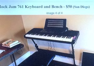 Music keyboard for Sale in San Diego, CA