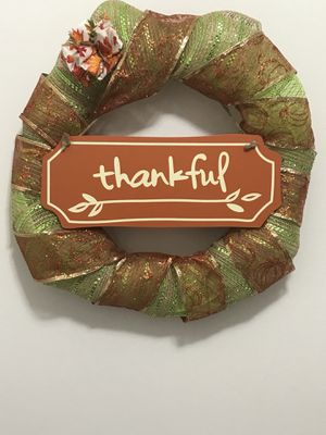 Fall Wreath for Sale in Martinsburg, WV