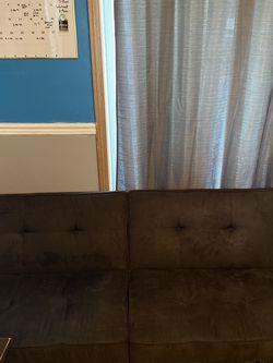 Black Futon Sofa - Room Essentials for Sale in St. Petersburg,  FL