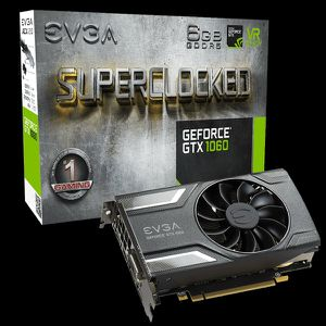 EVGA Gforce GTX 1060 6GB for Sale in West Fargo, ND