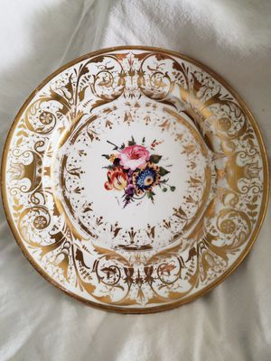 Grainger Lee & co Worcester cabinet plate for Sale in Anaheim, CA