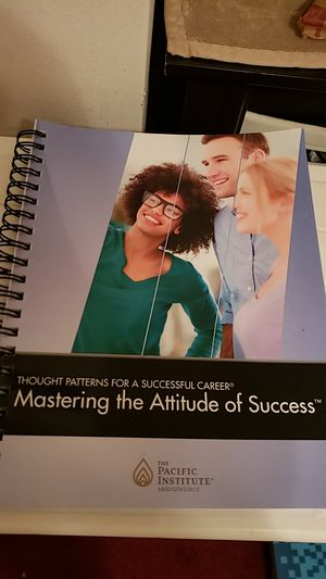 Mastering the attitude of success for Sale in Harborcreek, PA