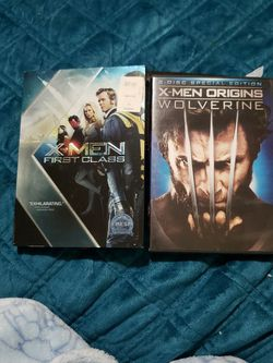 X MEN DVD for Sale in Los Angeles,  CA