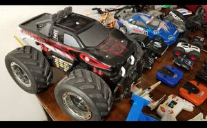 Huge RC Remote Control LOT Helicopters, Racing cars, Monster trucks, Star Wars HotWheels Maisto Jada for Sale in Vancouver, WA
