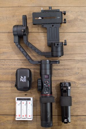 Zhiyun Crane 2 Professional 3-Axis Gimbal Stabilizer for Sale in Tempe, AZ