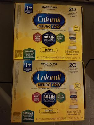 Baby formula unopened for Sale in Florissant, MO