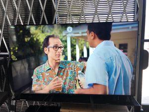 55 INCH 4K ULTRA HD CRYSTAL LED SMART TV SAMSUNG UN55TU8000 for Sale in Los Angeles, CA
